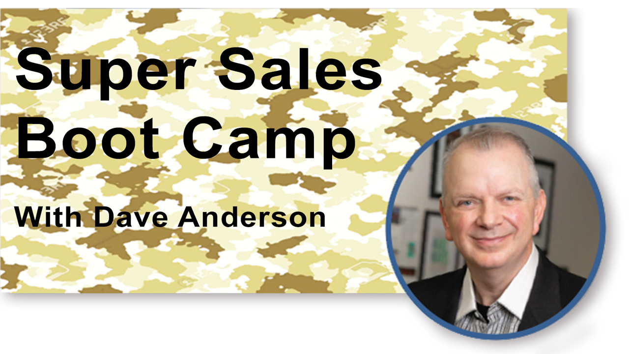 Super Sales Boot Camp